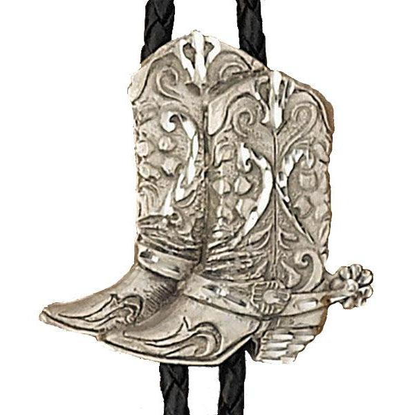 Boots Bolo Tie, Bolo Ties - Square Up Fashions