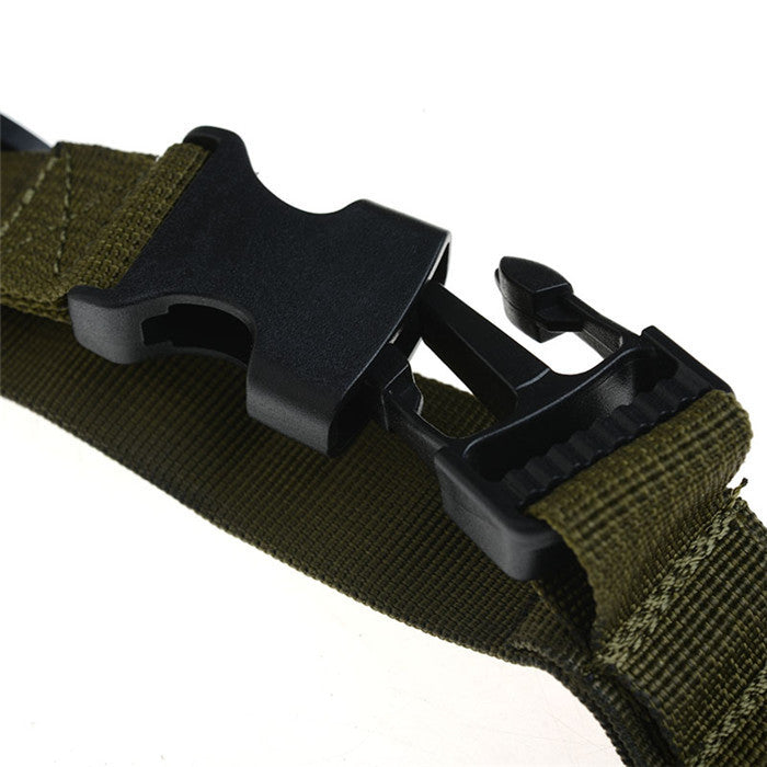 3 Point Airsoft Hunting Belt Outdoor Camping Survival Sling