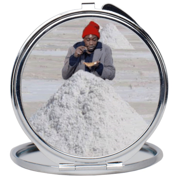 Meet Tyrone Biggums Compact Mirror