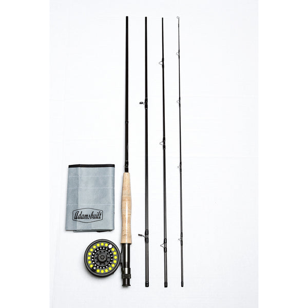 "Adamsbuilt ""Learn to Fly Fish"" Combo - Fly Fishing Specialties"