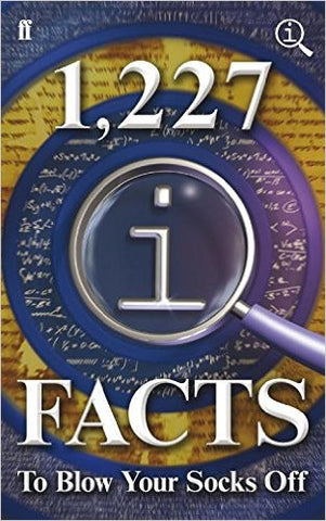 1,227 QI Facts to Blow Your Socks Of