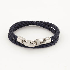 Elsewhere Double Rope Bracelet