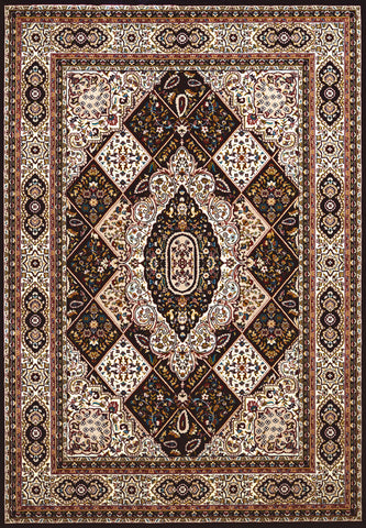 United Weavers - Antiquities Rug Collection - KIRMAN JEWEL NAVY (1900-01764)