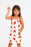 Kids Strawberry Dress