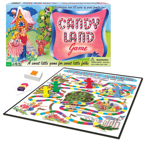Candy Land 65Th Anniversary - Finnegan's Toys & Gifts