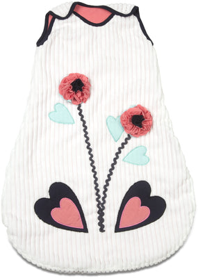 Coral Sky Baby Sleep Sack