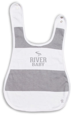 River Baby Reversible Bib (6M - 3 Years)