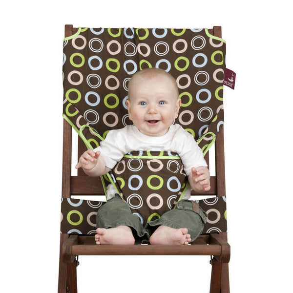 Totseat Chocolate Chip Infant Seat
