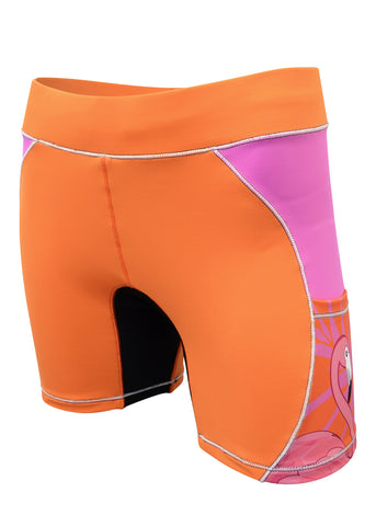 Women's Carrera Tri Short*
