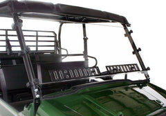 Kawasaki Mule PRO-FXT Windshield W/Dual Vents-Hard Coated