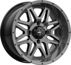 MSA M26 VIBE DARK TINT UTV WHEELS buy at planetsxs and snyderpowersports