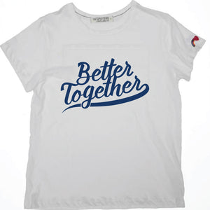 Better Together Tee- women,, The Uplifters- Woo