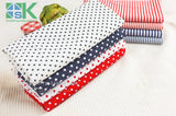 2016 Creative DIY Cotton Fabric, Fabric, Navy style red and blue stripe cloth flat - 100% dot design cotton clothes - fabric - south kingze - 10