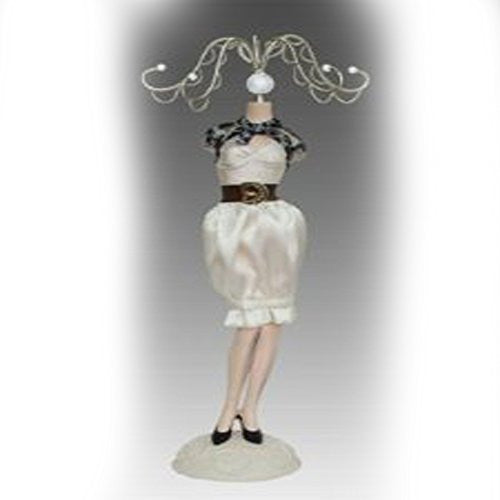 Jewelry Doll Organizer Stand Approx 10 Tall EO4-607-I00 - Sexy Sparkles Fashion Jewelry