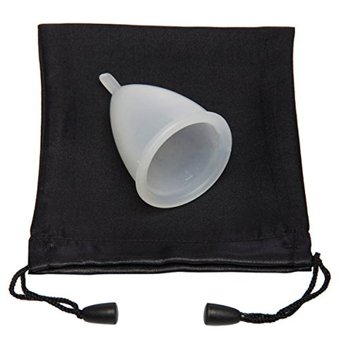 Silky Cup Reusable Menstrual Cup for Women - Large (30 Years and Above) | SpreeIndia.com - India's First Website That Discovers Eco-Friendly Products