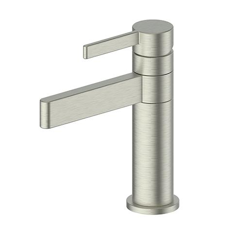 GLINT BASIN MIXER BRUSHED NICKEL