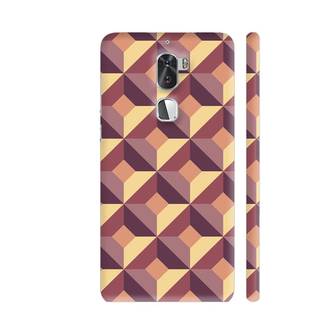 3D Abstract Design Coolpad Cool 1 / Cool1 Dual Cover | Artist: Astha