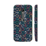Geometric Graffiti Moto G Turbo Cover | Artist: Little Dean