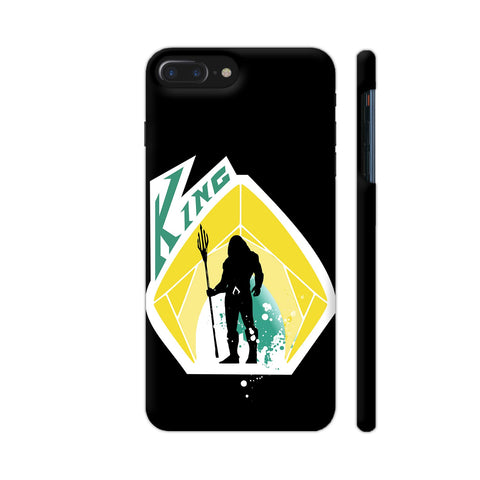 King 2 iPhone 8 Plus Cover | Artist: Beaver Designs