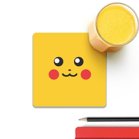 Pokemon Go Pikachu On Yellow Coaster