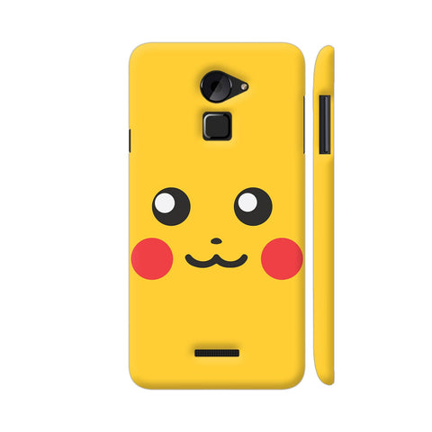Pokemon Go Pikachu On Yellow Coolpad Note 3 Lite Cover | Artist: Manik Chawla