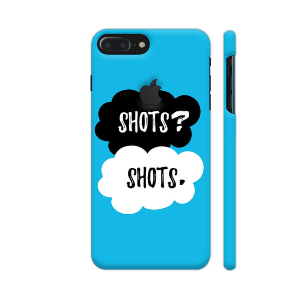 Shots Shots iPhone 7 Plus Logo Cut Cover | Artist: Abhinav