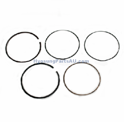 Hyosung Parts AU Genuine Hyosung Piston Rings Set GT650