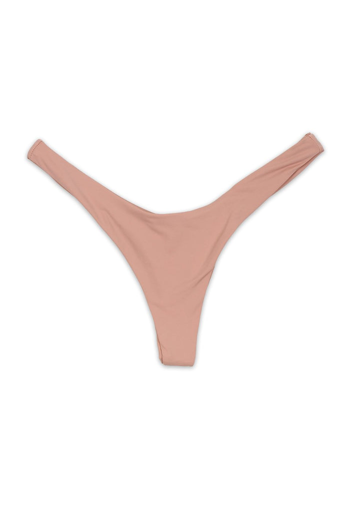 Nne Seamless Thong Bottom in Cameo