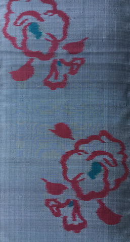 "5729: 1950s Meisen Silk, 50""piece,Japanese fabric"
