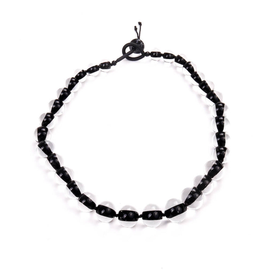 Biglia Black Necklace