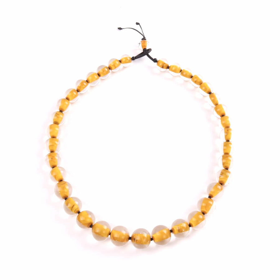 Biglia Orange Necklace