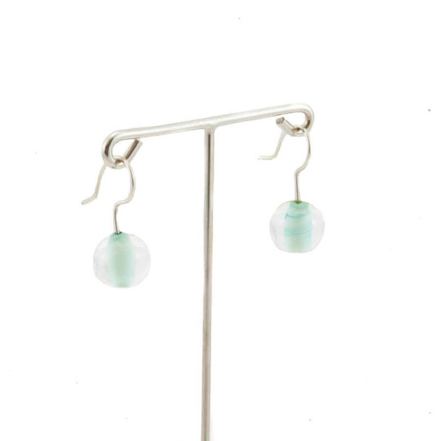 Biglia Copper Green Short Earrings Earrings by Cosima Montavoci - Sunset Yogurt