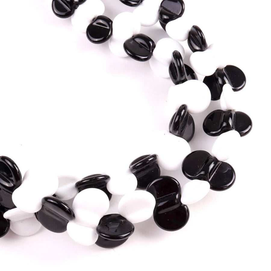 Margherita Black & White Necklace