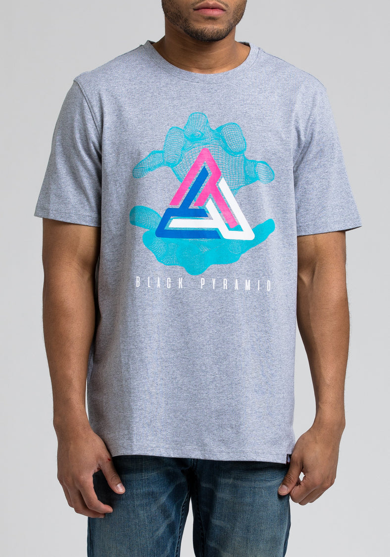 Pyramid In Hand Tee