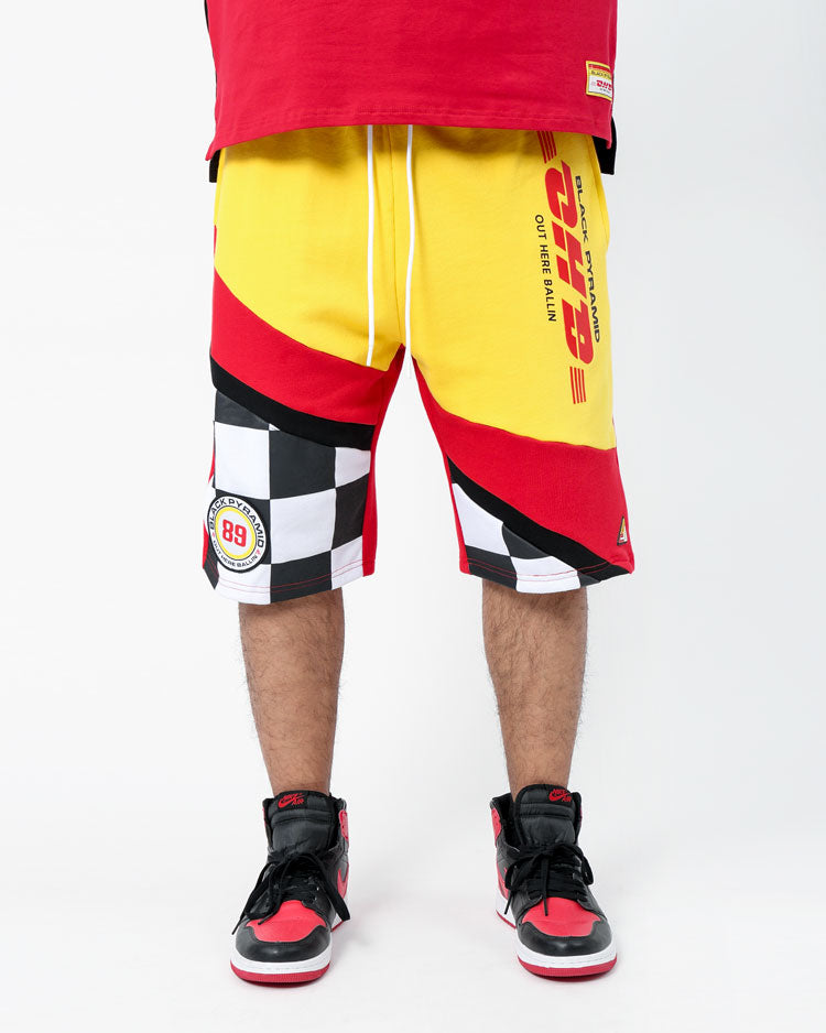 OHB RACING FLAG SHORTS