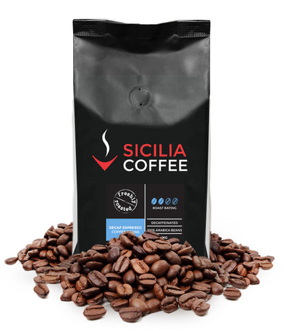 500g Decaf Coffee Beans
