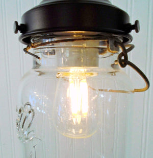LED Edison Style Light Bulb for Mason Jar Lighting - 40 watts Equivalent - The Lamp Goods