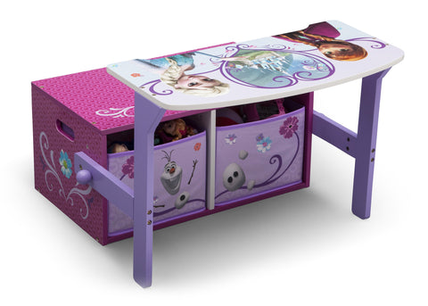 Frozen 3-in-1 Storage Bench and Desk