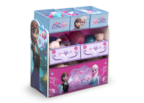 Frozen Wooden Toy Organizer