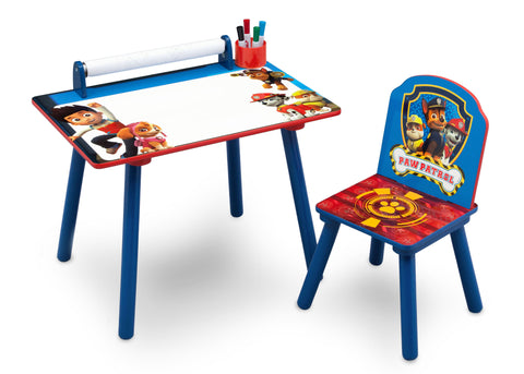PAW Patrol Activity Desk with Paper Roll