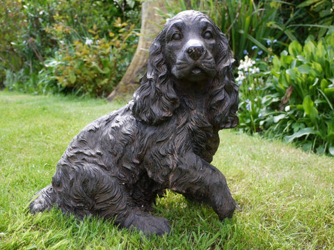Cute Dog Garden Ornament | Furniture Checklist