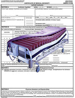 Certificate of Medical Necessity<br>Support Surfaces PDF file - Accord Medical Supply