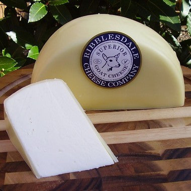 Ribblesdale Superior Goat Cheese