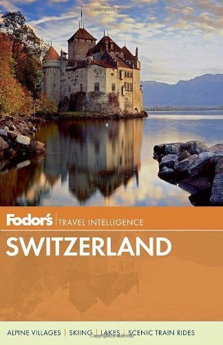 us topo - Fodor's Switzerland (Full-color Travel Guide) - Wide World Maps & MORE! - Book - Wide World Maps & MORE! - Wide World Maps & MORE!