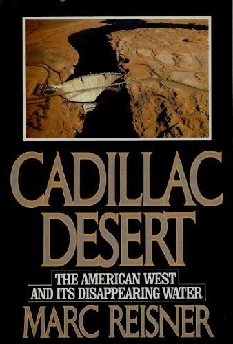us topo - Cadillac Desert: The American West and Its Disappearing Water - Wide World Maps & MORE! - Book - Wide World Maps & MORE! - Wide World Maps & MORE!