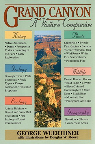 Grand Canyon: A Visitor's Companion (National Park Visitor's Companions)