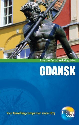 us topo - Gdansk Pocket Guide, 3rd (Thomas Cook Pocket Guides) - Wide World Maps & MORE! - Book - Brand: Thomas Cook Publishing - Wide World Maps & MORE!