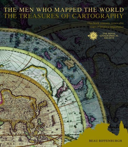 us topo - The Men Who Mapped the World: The Treasures of Cartography - Wide World Maps & MORE! - Book - Wide World Maps & MORE! - Wide World Maps & MORE!