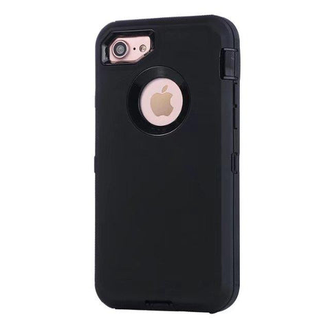 Casephile Defense Case - iPhone 7/8 - Black