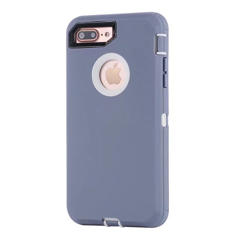 Casephile Defense Case - iPhone 7/8 Plus - Gray